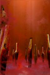 bloody soul (Mauricio Silerio) Tags: ballerina ballet bailarina baile dance danza dancer danzatore danca surrealisme surreal surrealismo surrealism fantasy dream dreaming mauriciosilerio photomanipulation fotomanipulacion fog clujnapoca romania rumania transylvania transilvania