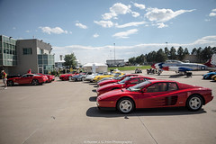Lineup (Hunter J. G. Frim Photography) Tags: supercar colorado ferrari italian rosso corsa red 599 gtb hgte 60f1 alonso rare v12 ferrari599 ferrari599alonsoedition ferrari599gtbhgte60f1alonso f430 v8 coupe ferrarif430 testarossa manual classic rossocorsa ferraritestarossa f355 246dino 275gtb 328gts