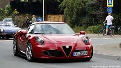 Alfa Romeo 4C (XBXG) Tags: cear804 alfa romeo 4c alfaromeo alfaromeo4c turbo ar coup coupe overveen nederland holland netherlands paysbas italian sportscar sports car sport auto automobile voiture sportive italienne italy italia italie vehicle worldcars outdoor