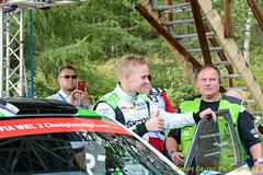 DSC_2435 (Salmix_ie) Tags: wrc rally finland 2016 july august fia motorsport ralley ralli neste gravel sand soratie speed nikon nikkor d7100 dust cars akk jyvskyl dmac michelin pirelli