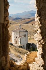 Dal Castello di Rocca Calascio (maxdipaolo74) Tags: castello calascio rocca gransasso campoimperatore