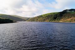 Meldon Reservoir (Rob Hall -) Tags: meldon reservoir countryside country trees clouds fields green sonya58 uk england lake earlymorning morning hills sky sun shine sunshine sunlight