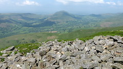 Pen Cerrig-Calch from Crickhowell-052