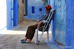 An old Moroccan man having a nap in the streets of Chefchaouen. (Photographing_The_World) Tags: morocco marokk travel travelphotography arabic africa muslimcountry culture wanderlust explore people northafrica moroccan moroccanculture moroccancolors moroccancolours moroccanpeople africanpeople discovermorocco exploremorocco marrakesh marrakech fes fez agadir asilah essaouira merzouga sahara maroc chefchaouen colors travelphotos arabicculture arabicpeople travelblog muslimpeople muslimculture diversity multicultural locals locallife moroccanlifestyle moroccanlife