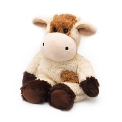 WARMIES COW (MyNaturesEmporium) Tags: warmie flaxseed lavendar plush childrens