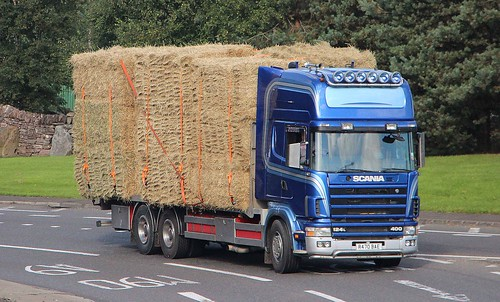 SCANIA 124L 400 - No Name