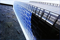 """La Tour """"Paradis"""" ou Tour des Finances, Lige, Belgium (claude lina) Tags: building architecture tour belgium belgique lige wallonie provincedelige tourdesfinanceslige tourparadis"""