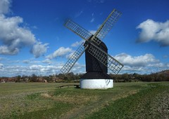 Pitstone Windmill (GIIBRG) Tags: windmill buckinghamshire nationaltrust bucks ivinghoe pitstonewindmill grade2listed