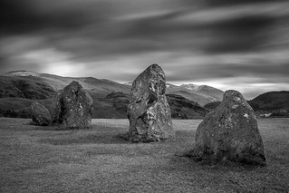 Castlerigg stones, Lake District. UK