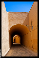 Yadz (Iran) : Vielle ville (L'Abominable Homme de Rires) Tags: iran yadz