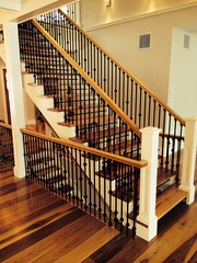 Hickory Treads & Flooring