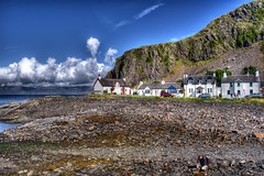 Beach of Slate.. (scrapping61) Tags: landscape scotland village unitedkingdom legacy sincity tistheseason 2014 scrapping61 tisexcellence daarklands legacyexcellence trolledproud sincityexcellence pinnaclephotography