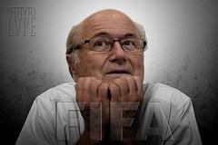 FIFA (@LuPe) Tags: fifa jail lupe fbi arrested michelplatini corruzione seppblatter istitutolupe