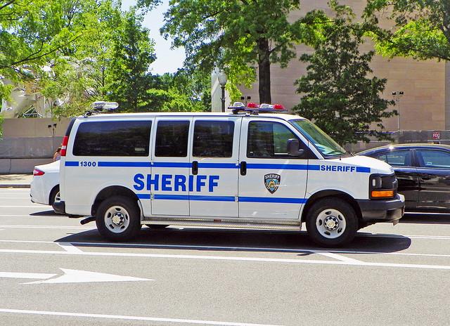 nyc police chevy van nyso