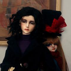 Dorks (Blue Kitsune) Tags: house mod doll bjd custom abjd customhouse irus nobility raon aidoll nobilitydoll aidolls