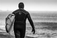 (Massimo Cerrato) Tags: sea bw sport surf