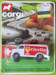 Corgi Junior for Switzerland (streamer020nl) Tags: greatbritain metal toys schweiz switzerland corgi model junior gb 1983 rivella 224 diecast jouets speelgoed spielwaren mettoy sondermodelle