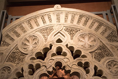 Hidden archway (petyr.rahl) Tags: spain aljafera zaragoza aragn es