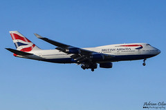 British Airways --- Boeing 747-400 --- G-BNLN (Drinu C) Tags: adrianciliaphotography sony dsc hx100v lhr egll plane aircraft aviation britishairways 747 boeing 747400 gbnln