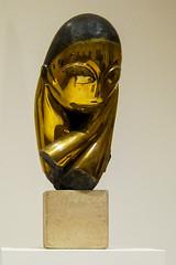 Constantin Brancusi, Mlle Pogany version 1, 1913 (Sharon Mollerus) Tags: newyork unitedstates museumofmodernart cfp16