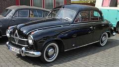 Diesel Hansa (The Rubberbandman) Tags: auto old classic beauty car sedan vintage germany dark german vehicle oldtimer 1800 saloon rare hansa motorshow fahrzeug borgward bruchhausen vilsen