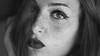 192/366: close-up (Andrea · Alonso) Tags: me selfportrait autorretrato 366 365 lipgloss girl woman makeup freckles closeup abigfave