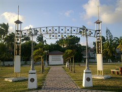 Minipark (Sasha India) Tags: belizecity belize             caribbean