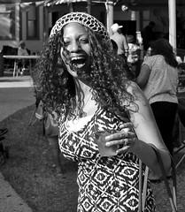 Let the good times roll! (Rob Sneed) Tags: texas corpuschristi texasgulfcoast texasjazzfest jazz goodtimes music festival usa fan streetphotography