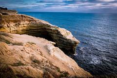 SanDiego Cliffs (thatburns) Tags: ifttt 500px ocean view cliffs san diego sunset pacific
