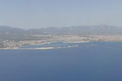 Palma vom Flieger (rainer.marx) Tags: leica beach strand lumix meer urlaub panasonic holliday palma spanien malorca calamillor fz1000