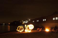 13th August (kaybay1) Tags: chalkwellbeach fireeater