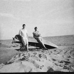 + (MachaPavlenko) Tags:      120mm 6x6 argentique   certophot  65         vintage retro lomo svema grain boys portrait blackandwhite bw life friends sea coast boats