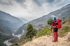 Himalaje (www.wlasnadroga.pl) Tags: nepal himalya abc annapurna wlasnadroga trekking