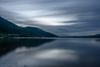 Bassenthwaite by moonlight