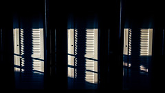 322/365 Privacy (darioseventy) Tags: doors porte three tre light shadows luci ombre