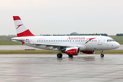 OE-LDG (23.07.2016) Airline: Austrian Airlines Typ: Airbus A319-112 (Special flight from Shannon) (maxerfspotter) Tags: outdoor airplane flugzeug oeldg austrian airlines airbus a319112 airport erfurt flughafenerfurtweimar edde erf