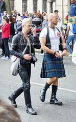 """bootsservice 16 480168 (bootsservice) Tags: paris """"gay pride"""" """"marche des fiertés"""" bottes cuir boots leather motards motos motorcyclists motorbiker caoutchouc rubber uniforme uniform orlando"""