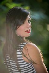 Elodie Portrait : Nikon D600 : England : UK (Benjamin Ballande) Tags: elodie portrait nikon d600 england uk