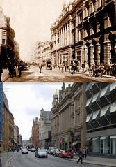 Dale Street, 1893 and 2016 (Keithjones84) Tags: liverpool oldliverpool thenandnow rephotography merseyside architecture history