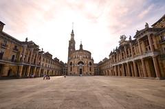 Universidad Laboral de Gijn (David Fernndez Molina) Tags: universidad university asturias asturies gijon xixon spain espaa monumental arquitectura