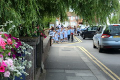 A walk around Hythe (Davydutchy) Tags: hythe kent uk truk tatra register walk wandeling spaziergang school children boys girls uniform july 2016