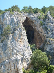 cave for a small church (avasiliadis) Tags:   prespes
