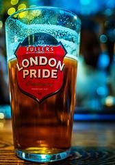 Pint of London Pride (Olympus OMD EM5II & mZuiko 17mm f1.8 Prime) (1 of 1) (markdbaynham) Tags: olympus omd em5 em5ii csc evil mirrorless mft m43 m43rd micro43 micro43rd zd mz zuikolic mzuiko 17mm f18 prime beer london pride fullers glass pint