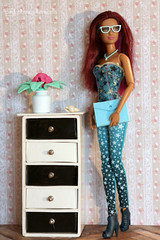 sydney (photos4dreams) Tags: omg  2016 photos4dreams dress barbie mattel doll toy p4d photos4dreamz barbies girl play fashion fashionistas outfit kleider mode puppenstube tabletopphotography aa sidney