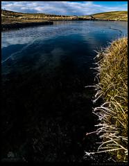 Hielo en rio Guanaco I