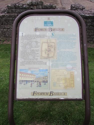 Caerwent: Roman Town (Monmouthshire)