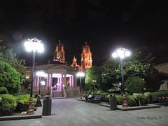 Catedral SLP (vonne) Tags: catedral noche san luis potosi slp mexico iglesia plaza armas