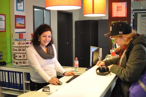 3ab6308975d37d Five Elements Hostel - Backpacker Hostels in Frankfurt + Leipzig