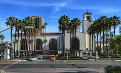 Union Station, Los Angeles (elnina999) Tags: california county ca city railroad people usa color reflection building art tourism window public station horizontal architecture america photography hall dc losangeles los waiting interiors chinatown arch place floor image metro angeles no interior room famous union north sightseeing rail railway landmark ceiling historic indoors amtrak commute artdeco inside passenger states marble unionstation deco tiled destinations nikond5100