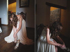 Untitled-2 (Flavius Emanuel Curescu) Tags: bigday gettingready weddingshoes weddingdress boho vintage shoes bride curescuphotography weddingphotography spain barcelona